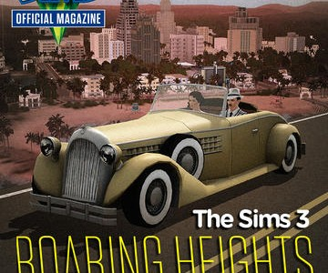 The Sims Official Magazine Issue #5