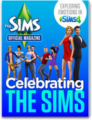 The Sims Official Magazine Issue #6